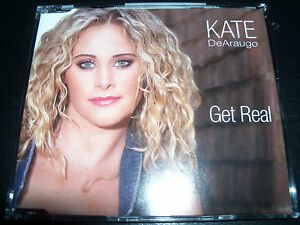 Kate-DeAraugo-Get-Real-Rare-Australian-Young-Divas-CD-Single-Like-New