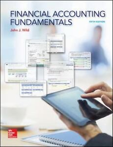Financial accounting fundamentals by john wild 2015 paperback ebay stock photo fandeluxe Gallery
