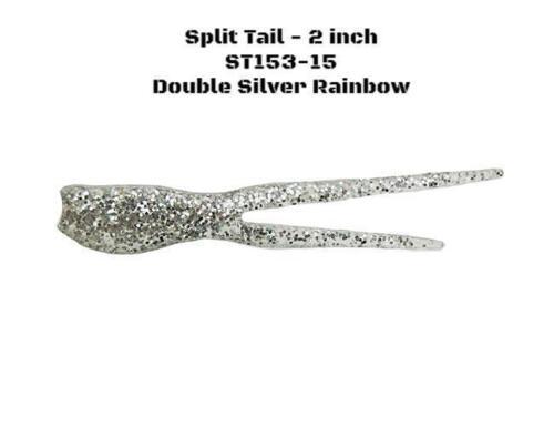 Bobby Garland Split Tail Minnow 2 in environ 5.08 cm