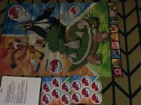 Pokemon Poster With Game Pokemon Party Game Sealed Pokemon Party Game