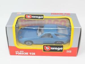 1-43-BURAGO-BBURAGO-4191-PORSCHE-928-BOXED-QB3-007