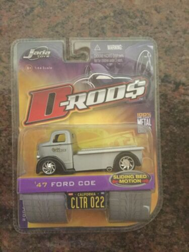 47 Ford Coe Drods Jada Toy 164 Scale.