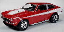 1972 Chevrolet Vega Baldwin Motion RED & White 1:18 Auto World 1022