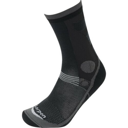 LORPEN T3 Light Hiker Black 6210082 9937 Mountain Footwear Men/'s Socks Trekking