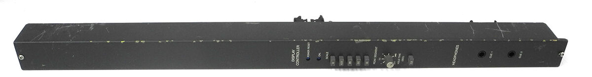 Display Controller and Headphone Output Module For MCI Sony MXP-3000 Console. XA