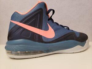 newest 2ab9a d0556 Das Bild wird geladen Nike-AIR-MAX-PREMIERE-High-Sneaker-Shoe-Basketball-