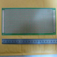 5 Stk 10x20cm einseitig Experimentier Platine Lochrasterplatine PCB Leiterplatte