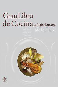GRAN LIBRO DE COCINA DE ALAIN DUCASSE. NUEVO. Envío URGENTE. GASTRONOMIA