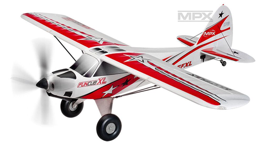 Mpx Bk Kit de Construcción Modelo XL Tractor Acrobacias Aéreas 231