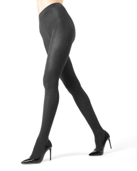 Da Donna Opaque Tights Calze Donna Control Top Girovita Di Supporto In Microfibra Shaper Asciugare Senza Stirare