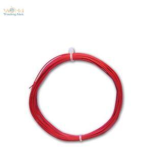 10m Litze schwarz einadrig flexibel 0,14mm² 0,24€//m