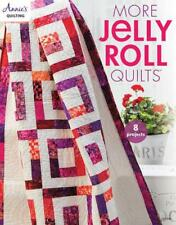 More Jelly Roll Quilts by Annie's (2016, Paperback)