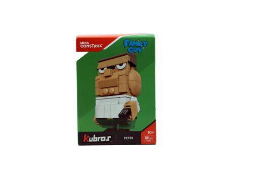 Collectors Kubros Peter Griffin Family Guy Spielzeug Mattel Mega Construx DXB83