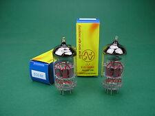 2 x ECC82 JJ ELECTRONIC neu Röhren - 12AU7 new -> Röhrenverstärker / tube amp