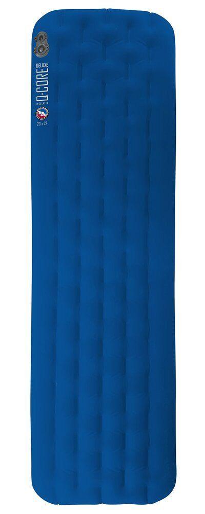 Big Agnes Q-Core Deluxe Sleeping  Pad 20  x 78  LONG Rectangle Pad 3 Season  best choice