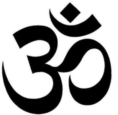 "6"" Om Vinyl Decal Sticker Buddha Feng Shui Ohm Yoga Car Truck Laptop"