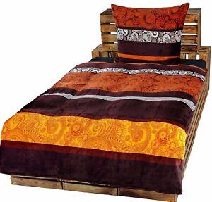 2 Tlg Bettwäsche Set übergröße 155x220 Cm Teddy Plüsch Cashmere