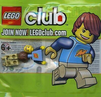 Max Minifigure Set 852996 Bagged LEGO Club