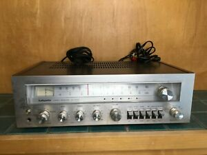 LAFAYETTE-LR-2020A-STEREO-VINTAGE-RECEIVER-AS-IS