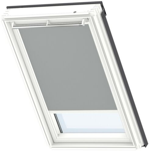 Orig VELUX Dachfenster Verdunklungsrollo weiße Schienen DKL GGU GPU GHU GTU GXU