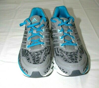 Running Sneakers Shoes BLUE GRAY