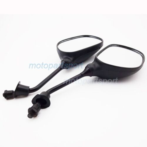 8mm Rear view Rearview Mirrors ATV Quad Dirt Bike Kart Moped Scooter Motorcycle