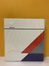 Tektronix 070 9970 00 803c Signal Analyzer Amp 11801c Oscilloscope Program Manual