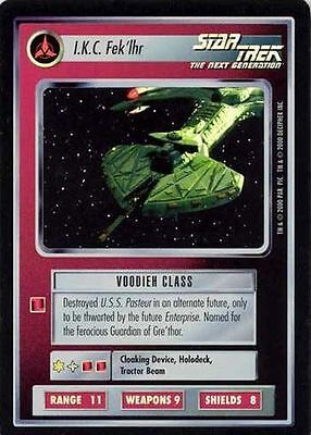 Star Wars CCG Reflections I VRF Very Rare Foil It Is The Future You See