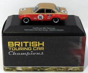 Atlas-Editions-1-43-Scale-4-672-101-Ford-Escort-Mk1-F-Gardner-1968-BTCC-Champion