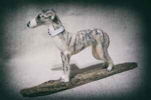 Whippet-One-of-a-kind-needle-felted-animal-sculpture-made-to-order
