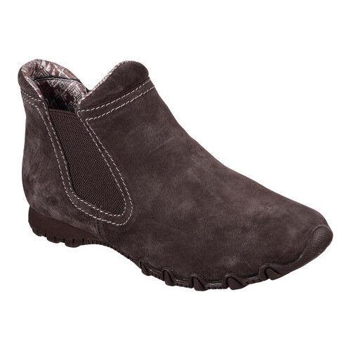 SKECHERS Damen Stiefel Schokolade bequeme Passform Londoner Stiefel Damen 49775d