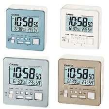 Casio Travel Clock with Alarm and Temperature