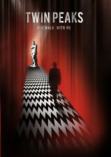 """026 Twin Peaks - Kyle MacLachlan Love Thriller USA TV Show 24""""x33"""" Poster"""