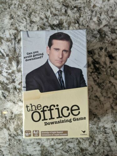 NEW SEALED The Office Downsizing Board Game Dunder Mifflin