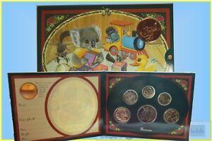 2004 Royal Australian Mint Bush Koala Baby Mint UNC Set