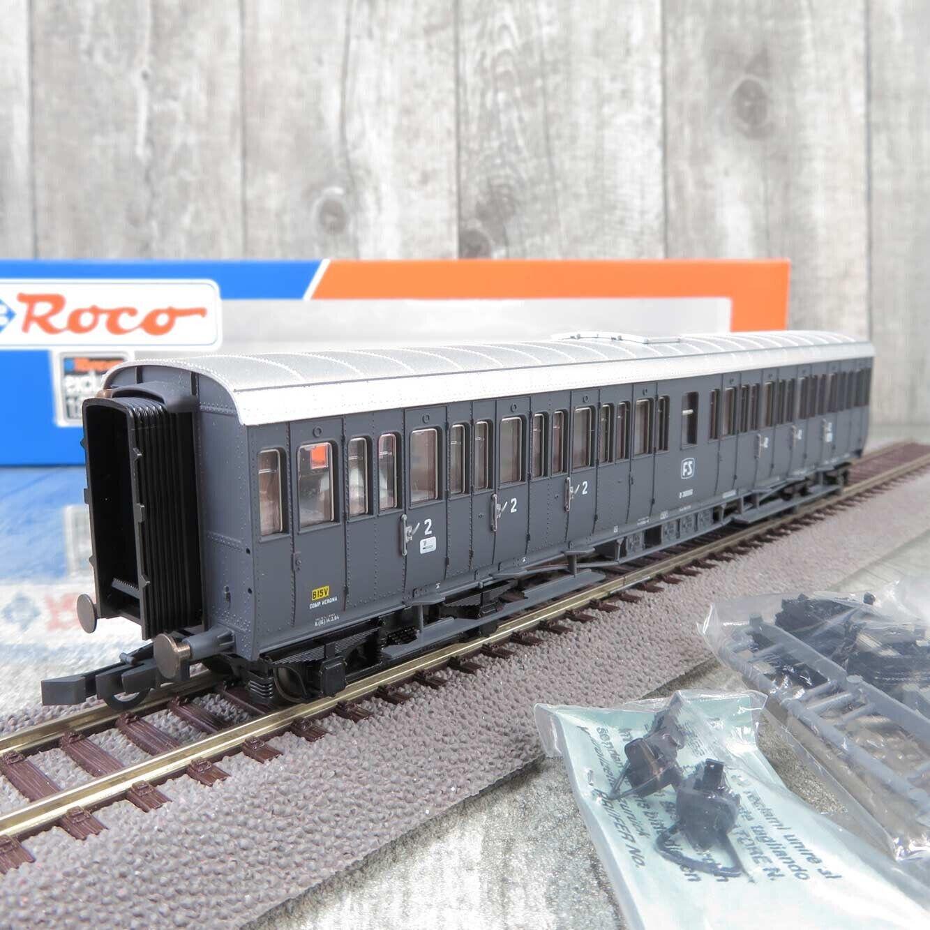 vendita online ROCO 44775 - H0 - Personenwagen - FS FS FS - 2.Klasse - OVP -  P23442  molte concessioni
