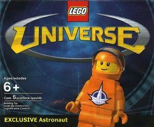 LEGO-UNIVERSO-astronauta-2853944-Polybag-BNIP