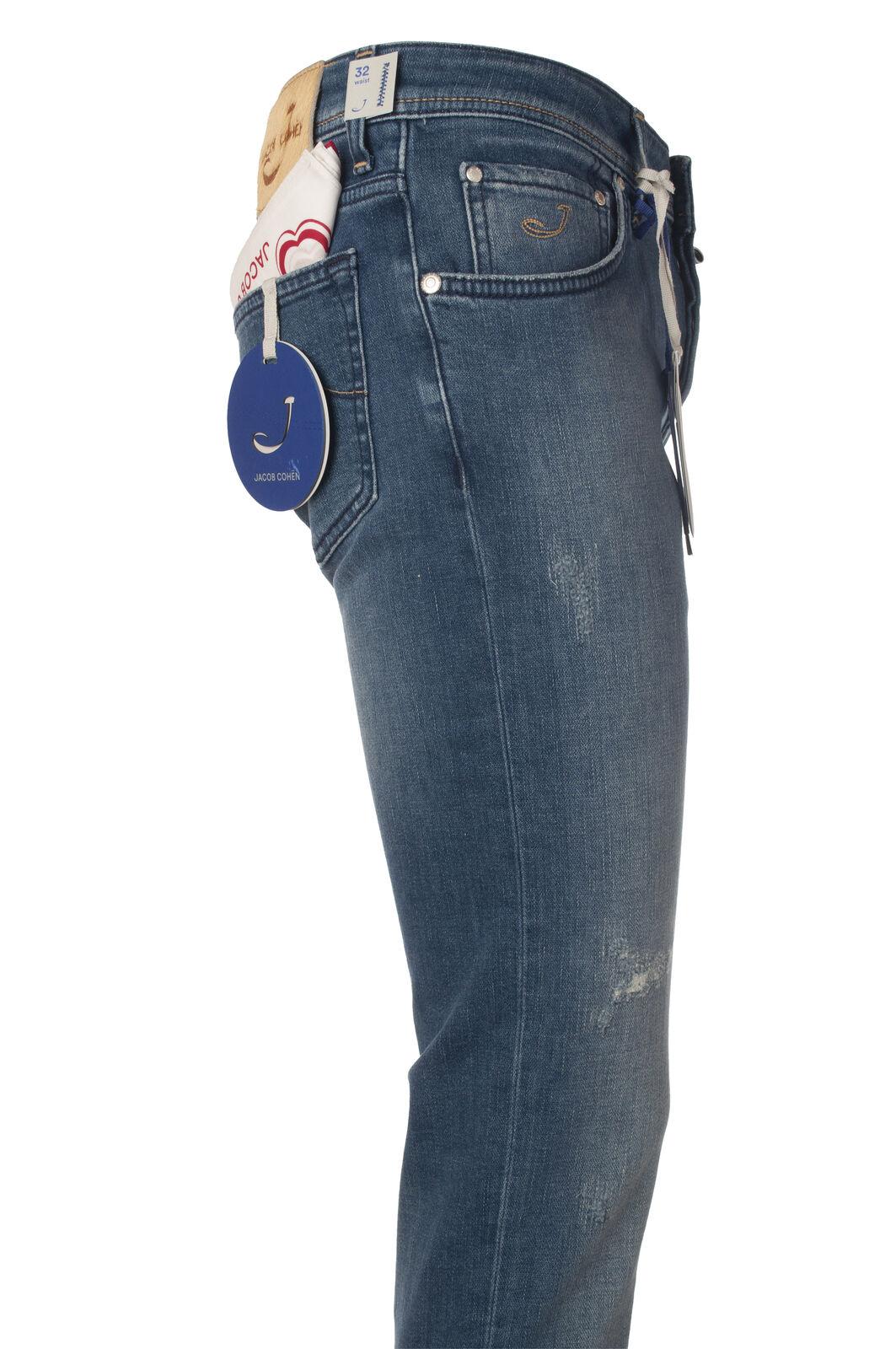 Jacob Cohen - Jeans-Hose - Mann - Denim - 5974012C191948