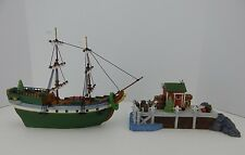 Dept 56 New England Village The Emily Louise #56581 New D56 NEV