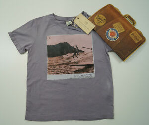 SCOTCH-SHRUNK-Boys-Lilac-Surfers-Print-Short-Sleeve-T-Shirt-Tee-Top-BNWT