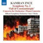 Sinfonie 2/Konzert für Orchester von Bilkent SO,Ince (2011)
