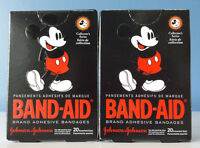 Band-Aid Adult Mickey Adhesive Bandages (JH05834) Health Aids