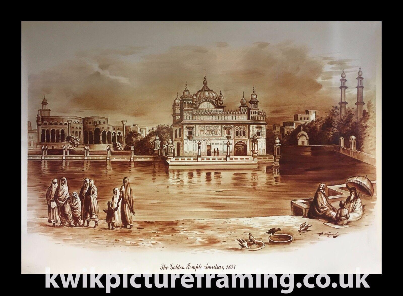Grand HarFemmedir Temple Sahib Golden Temple HarFemmedir Amritsar Punjab l'Inde 40
