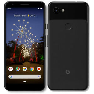 Google-Pixel-3a-64GB-Black-Unlocked-GSM-AT-amp-T-T-Mobile-4G-LTE-Smartphone-A