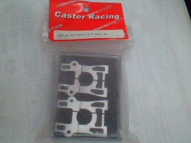 nuovo 7075 tuttioy Centre Diff Mount  Set Suit Caster 1 8 Caster Racing Part  ZXOP-02  spedizione gratuita