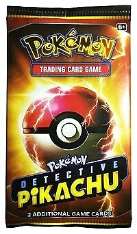 Pokemon Movie Promo Booster Pack Detective Pikachu SM190
