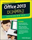 Office 2013 ELearning Kit for Dummies (2014, Paperback)