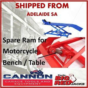 MotorCycle-Bench-Jack-Hydraulic-Lift-Table-SPARE-RAM-ONLY
