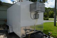 New Refrigeratorfreezer Mobile Cooler Trailer New 2021