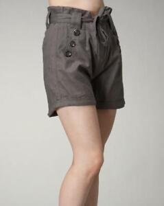 Cuffed tie-waist sailor shorts by My Beloved